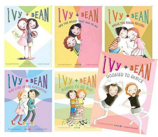 Image result for ivy and bean