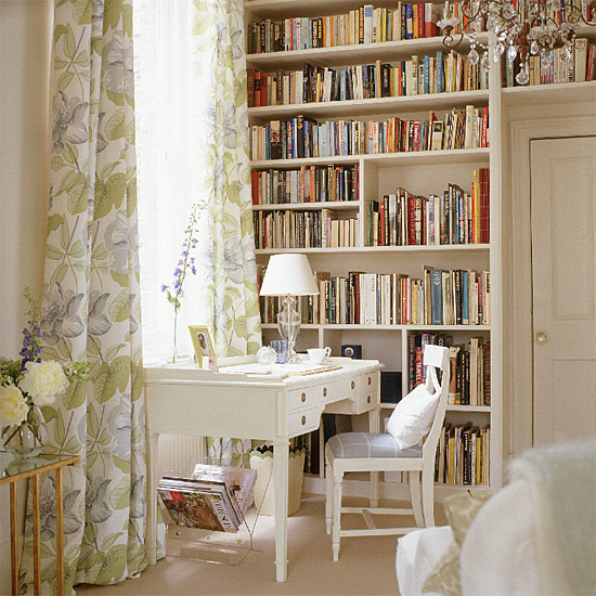 Home Design Ideas Book: Bedside Table Books