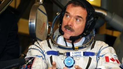 Canadian-astronaut-Chris-Hadfield-via-AFP