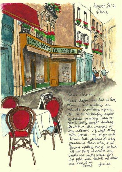 paris letters 4